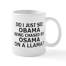 Obama-Osama-Llama Mug