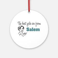 Best Girls Salem Keepsake (Round)