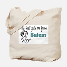 Best Girls Salem Tote Bag