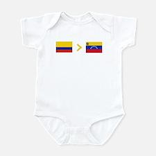 Columbia > Venezuela Infant Bodysuit