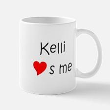 Unique Kelli Mug