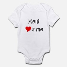 Cute Kelli Infant Bodysuit