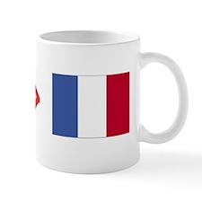 USA > France Mug