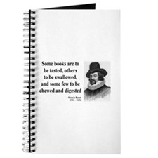 Francis Bacon Quote 5 Journal