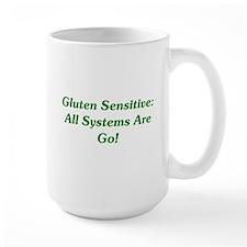 Gluten Sensitive: Go! Mug