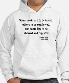 Francis Bacon Text 5 Hoodie