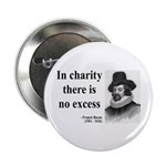 "Francis Bacon Quote 6 2.25"" Button (100 pack)"