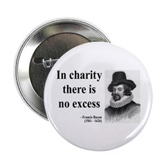 """Francis Bacon Quote 6 2.25"""" Button (10 pack)"""