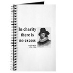Francis Bacon Quote 6 Journal