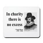 Francis Bacon Quote 6 Mousepad