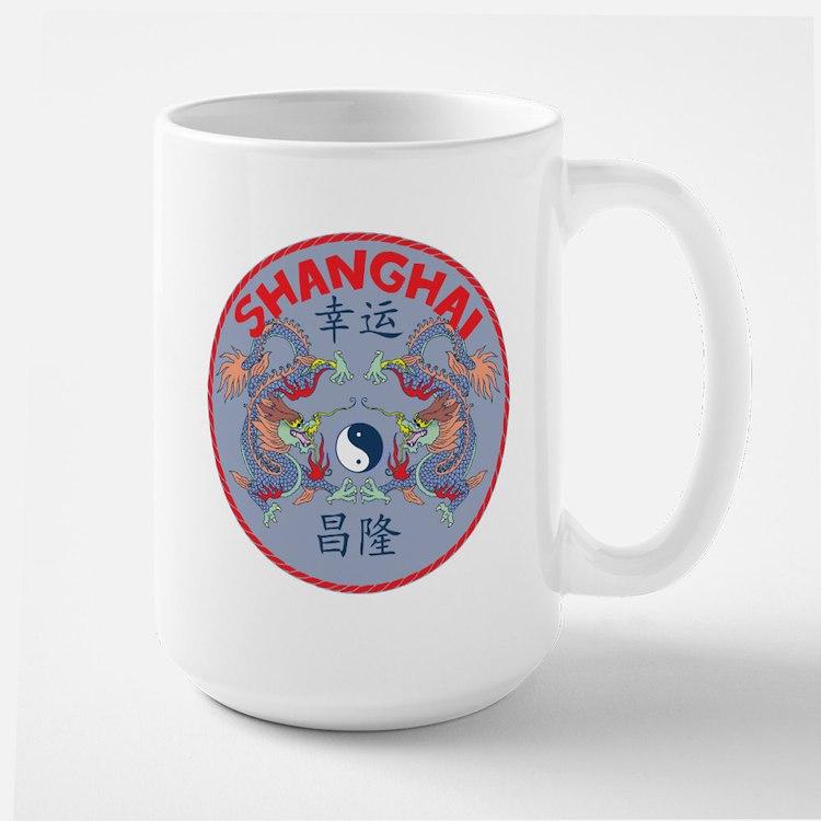 Shanghai Dragons Large Mug