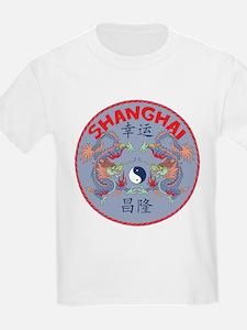 Shanghai Dragons T-Shirt