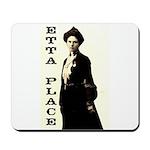 Etta Place Mousepad