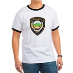 Twin Cities Police Ringer T