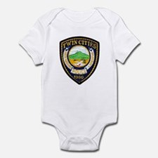 Twin Cities Police Infant Bodysuit