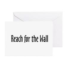 Swim Slogan Teepossible. Greeting Cards (Pk of 10)