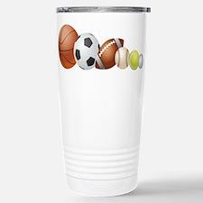 Balls of Sports - Travel Mug
