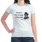 Francis Bacon Quote 8 Jr. Ringer T-Shirt