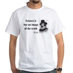 Francis Bacon Quote 8 White T-Shirt