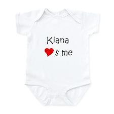 Unique Kiana Infant Bodysuit