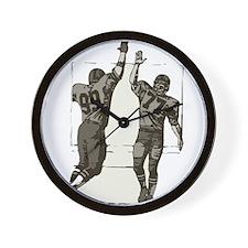PLAYER_20 Wall Clock