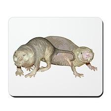 Naked Mole Rats Mousepad