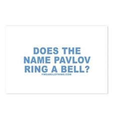 Pavlov's Bell Postcards (Package of 8)