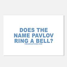 Pavlov's Bell Postcards (Package of 8)