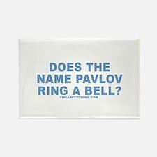 Pavlov's Bell Rectangle Magnet