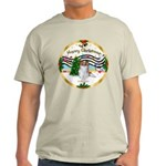 XmasMusic1MCL/Papillon Light T-Shirt