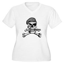 SAS Skull and Bones T-Shirt