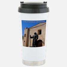 California Missions Stainless Steel Travel Mug