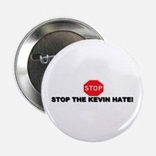 Stop The Kevin Hate Button (White)