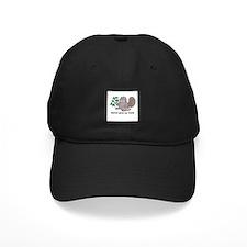 Beaver gives me Wood Baseball Hat