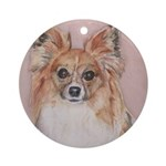 Round OrnamentPapillion