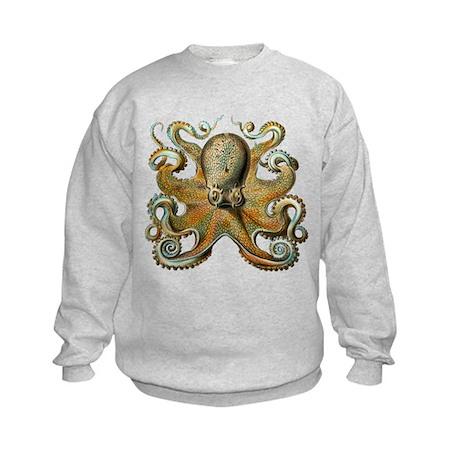 Octopus Kids Sweatshirt