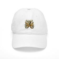Octopus Baseball Cap
