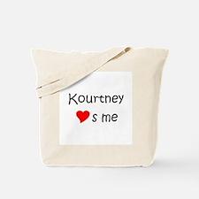 Cool Kourtney Tote Bag