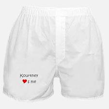 Funny Kourtney Boxer Shorts