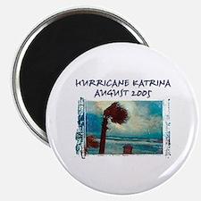 Hurricane Kristina Photo Magnet