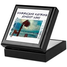 Hurricane Kristina Photo Keepsake Box