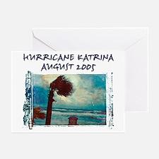 Hurricane Kristina Photo Greeting Cards (Package o