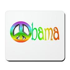 OBAMA SHOPS: Mousepad