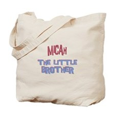 Micah - The Little Brother Tote Bag