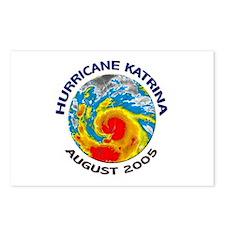 Hurricane Katrina Satellite Postcards (Package of