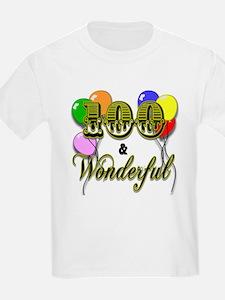 100 and Wonderful T-Shirt