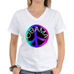 I LOVE MY T SHIRTS: Women's V-Neck T-Shirt