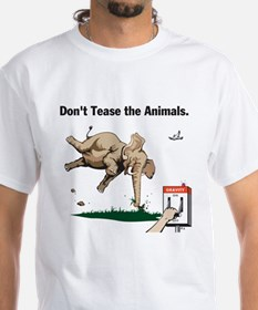 Don't Tease the Animals Shirt