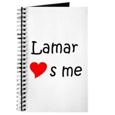 Cute Lamar Journal
