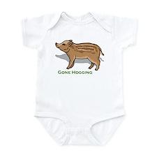 Gone Hogging Infant Bodysuit